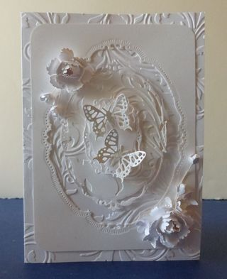 White outside embossed frame copy